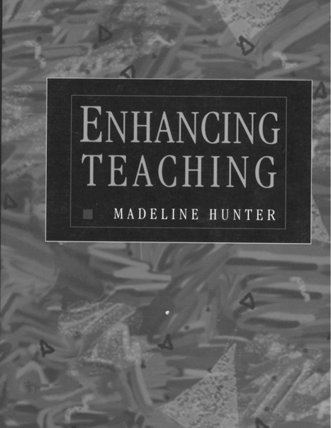 Madeline Hunter's ITIP model | Teaching Tools & Strategies | Scoop.it