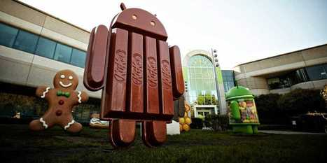 How Google Controls Android's Open-Source Software | Business | Scoop.it