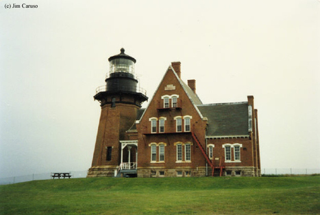 Block Island Southeast Lighthouse - Block Island, Rhode Island | Als Return to Education | Scoop.it