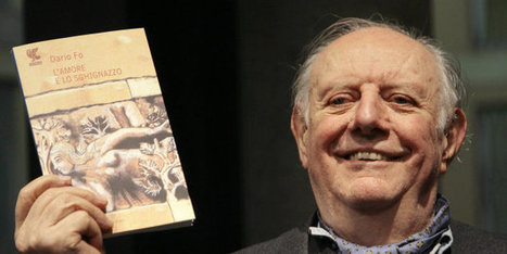 Décès du prix Nobel de littérature Dario Fo | TdF  |  Livres &  Littérature | Scoop.it