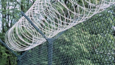 5 Easy Steps to Install a Chain Link Fence on a Stepped Wall | Outoor Fencing | Scoop.it