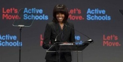 Michelle Obama Seeks Corporate Support for Fight against ... | Fitness Center | Scoop.it