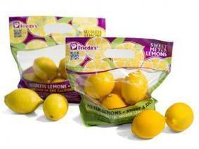 Frieda's Specialty Lemon Bags Named PMA Impact Award Finalist - PerishableNews   Produce   Scoop.it
