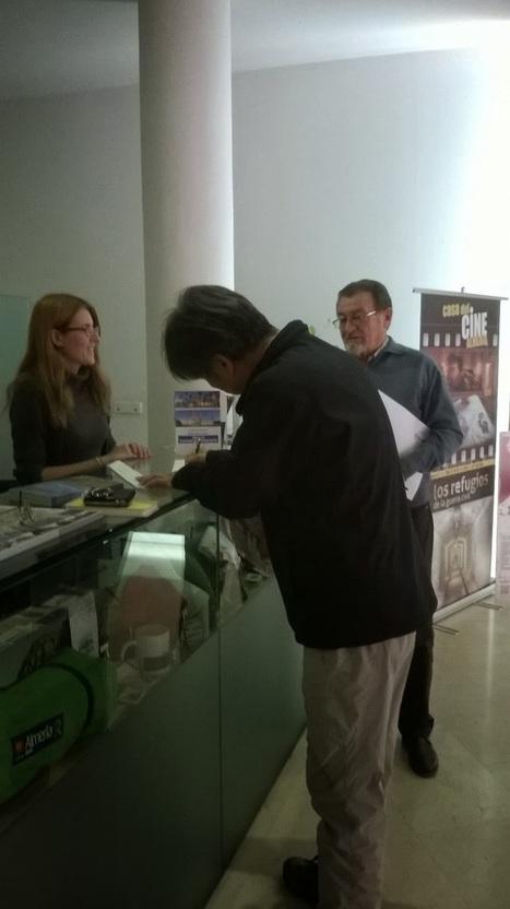 Un peregrino coreano comienza su peregrinación por el Camino Mozárabe de Almería | Camino Mozarabe - Via de la Plata | Scoop.it