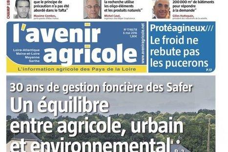 Quand une Chambre d'agriculture réserve ses informations - en principe publiques - à la FNSEA | Des nouvelles de la 3ème révolution industrielle | Scoop.it