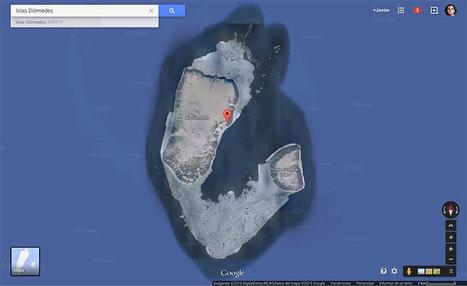Diómedes Menor, la isla desde la que se puede ver el futuro | Microsiervos (MundoReal™) | Educacion, ecologia y TIC | Scoop.it