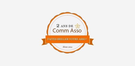 Comm Asso fête ses 2 ans ! | Les associations, Internet, et la communication | Scoop.it