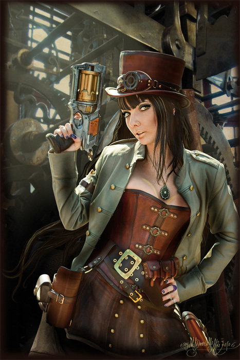 [culture] Suivez la voie Steampunk ! | VIM | Scoop.it