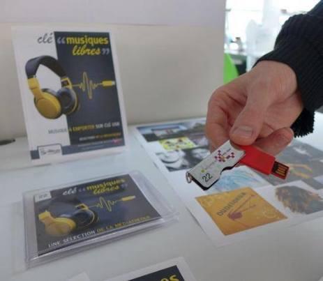 Empruntez de la musique sur une clé USB | Innovation sociale | Scoop.it