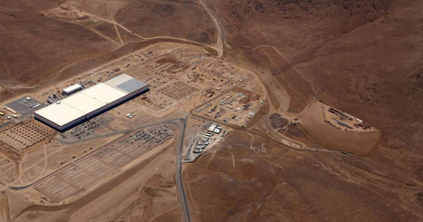 A glimpse inside Tesla's super secretive Gigafactory | Writing about Life in the digital age | Scoop.it