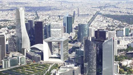 [Thom Mayne, à La Défense] LA TOUR PHARE | The Architecture of the City | Scoop.it