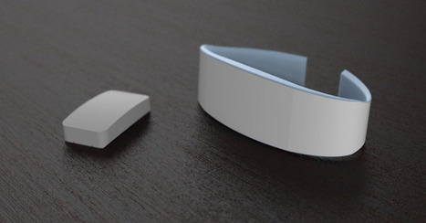 TapTap Wristband Connects Couples With Wireless Vibrations | new relationships | Scoop.it