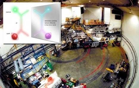 Quarks Know Their Left From Their Right | Amazing Science | Scoop.it