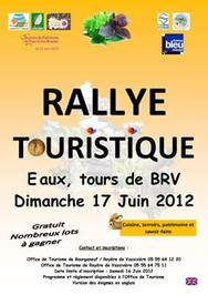 Rallye touristique : cuisine, patrimoine, terroirs et savoir-faire | Gastronomie et tourisme | Scoop.it