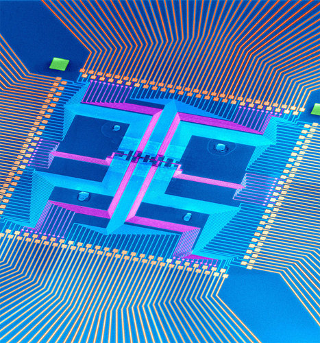 Beyond the Moore's Law: Nanocomputing using nanowire tiles | Peer2Politics | Scoop.it