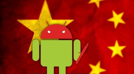 Now China Seems to be Targeting Human Rights Activists with Android Spyware | Phone spy app with  copy9 | Scoop.it