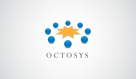 Logo: Octosys | Logorium.com | timms brand design | Scoop.it