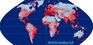 Descarga y usa libremente áreas administrativas de todo el mundo