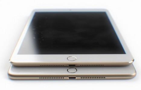 Produktion für das iPad Air 2 soll begonnen haben - Giga.de   iPad-Schule   Scoop.it