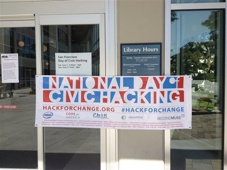 The Accidental Hacker: From the Floor at National Day of Civic Hacking | Nonprofit Technology for Transformation of the Social Sector | Scoop.it