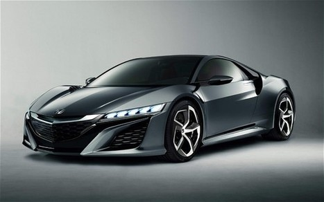 Tokyo Auto Show | Stunning NSX,The Next generation Honda | Automobile Infotech | Automobile Infotech - Auto Shows News | Scoop.it