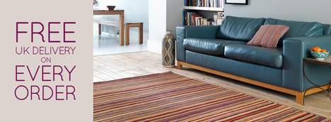 Land of Rugs | Buy online – Free UK Delivery | Rugs | Scoop.it