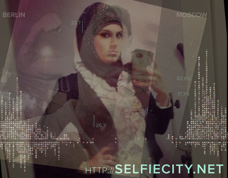 SelfieCity Might Be The Ultimate Data-Driven Exploration Of The Selfie | The Creators Project | Laboratoire arts & technologies | Scoop.it