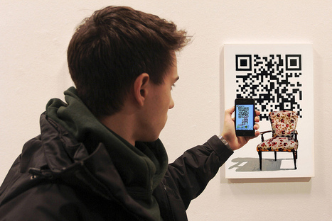 Are QR Codes Dead? | De la bonne utilisation des QR-Codes | Scoop.it