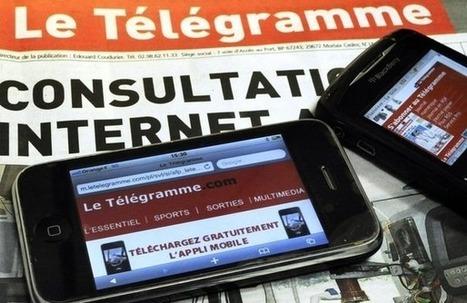 Après le tournant du web, les rédactions s'attaquent au virage du mobile | Monde Mobile | Scoop.it