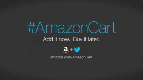 #AmazonCart: Add it Now. Buy it Later. Shop from within Twitter. - YouTube | WordPress Web Design & SoMe Tips | Scoop.it