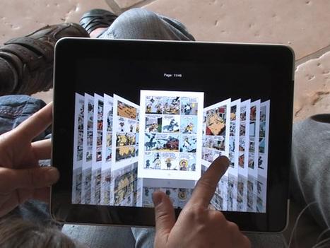 Apple ordonne au français Izneo de censurer ses bandes dessinées numériques | le monde de la BD | Scoop.it