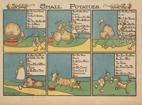 "Found in the Collection: ""Small Potatoes"" by Mary G. Jones 
