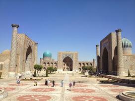 Nip across to Uzbekistan   Odyssey Tours and Travels Blog   Odyssey Tours and Travels   Scoop.it