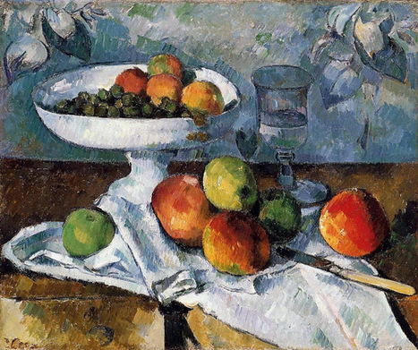 Three Pipe Problem: Why art history? An encounter with Cézanne... | Advanced placement art history | Scoop.it