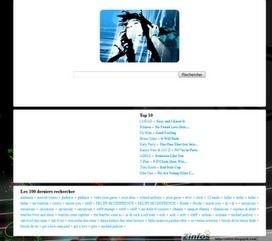 Moteur de recherche MP3 sympathique | Time to Learn | Scoop.it