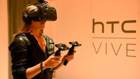 HTC Vive's virtual reality headset is opening stores in Australia | Retail and Technology | Scoop.it