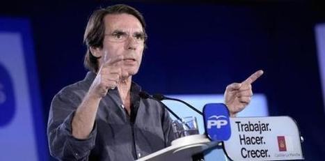 Aznar movió hilos para no verse salpicado por la Púnica | La R-Evolución de ARMAK | Scoop.it