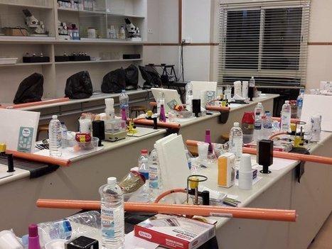 Preparant la festa de la Ciència | Diari del Col·legi  La Salle Mollerussa | Scoop.it