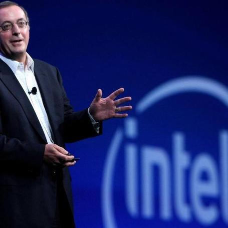 Intel CEO Draws 'History of the Computer Industry' in 1 Chart | Movin' Ahead | Scoop.it