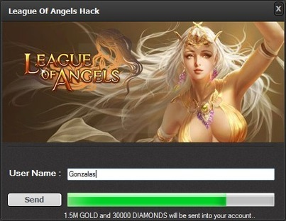 League Of Angels Hack Tool v.4.5 - Free Hack and Cheats for games | Top Android and iOS games News | Scoop.it