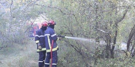 Cinq feux de broussailles dans une Dordogne classée à risque | Agriculture en Dordogne | Scoop.it