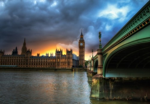 HDR-Photography from the London masters of Michael Murphy