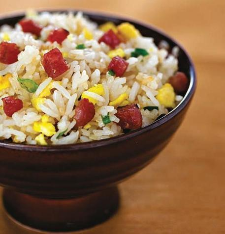 Chinese Sausage Fried Rice | Oak Recipes | Delicious Recipes | Scoop.it
