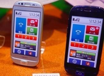 Smartphone voor senioren komt naar Europa - Knack.be | Digibeten | Scoop.it