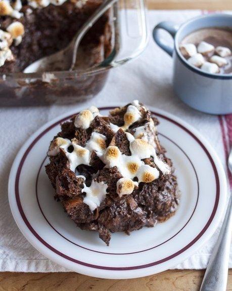Cocoa & Toast Bread Pudding | MakeYourRecipes | Recipes | Scoop.it