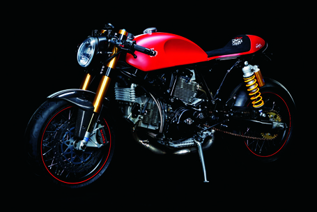 Louis Jubi WalzWerks Ducati | the Bike Shed | Desmopro News | Scoop.it