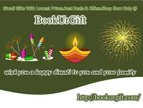 BookUrGift: Exclusive Diwali Gifts With Lowest Prices | Send Roses to India to Someone Special and Say It With Flowers | Scoop.it