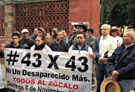 "Avanza la ""Caravana 43"" 