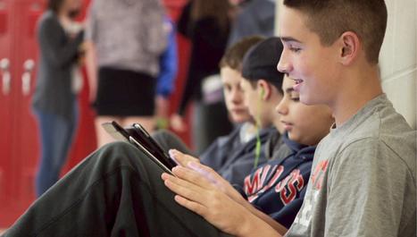 Apple - Burlington High School Profile   Learn More Faster Better Now: 21st Century Education Videos   Scoop.it