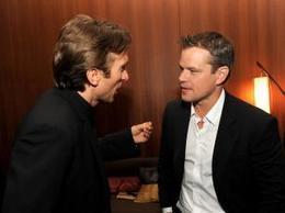 I was grumpy on 'Elysium' set: Matt Damon - Movie Balla | Phone spy app with  copy9 | Scoop.it